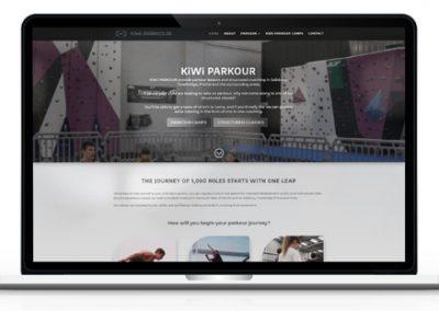 Kiwi Parkour